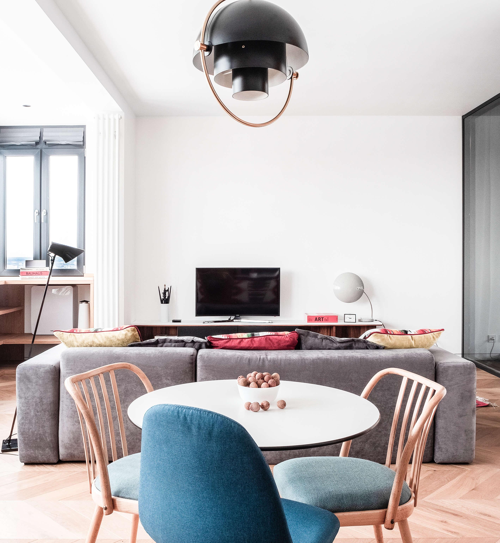 Современный европейский дизайн интерьера