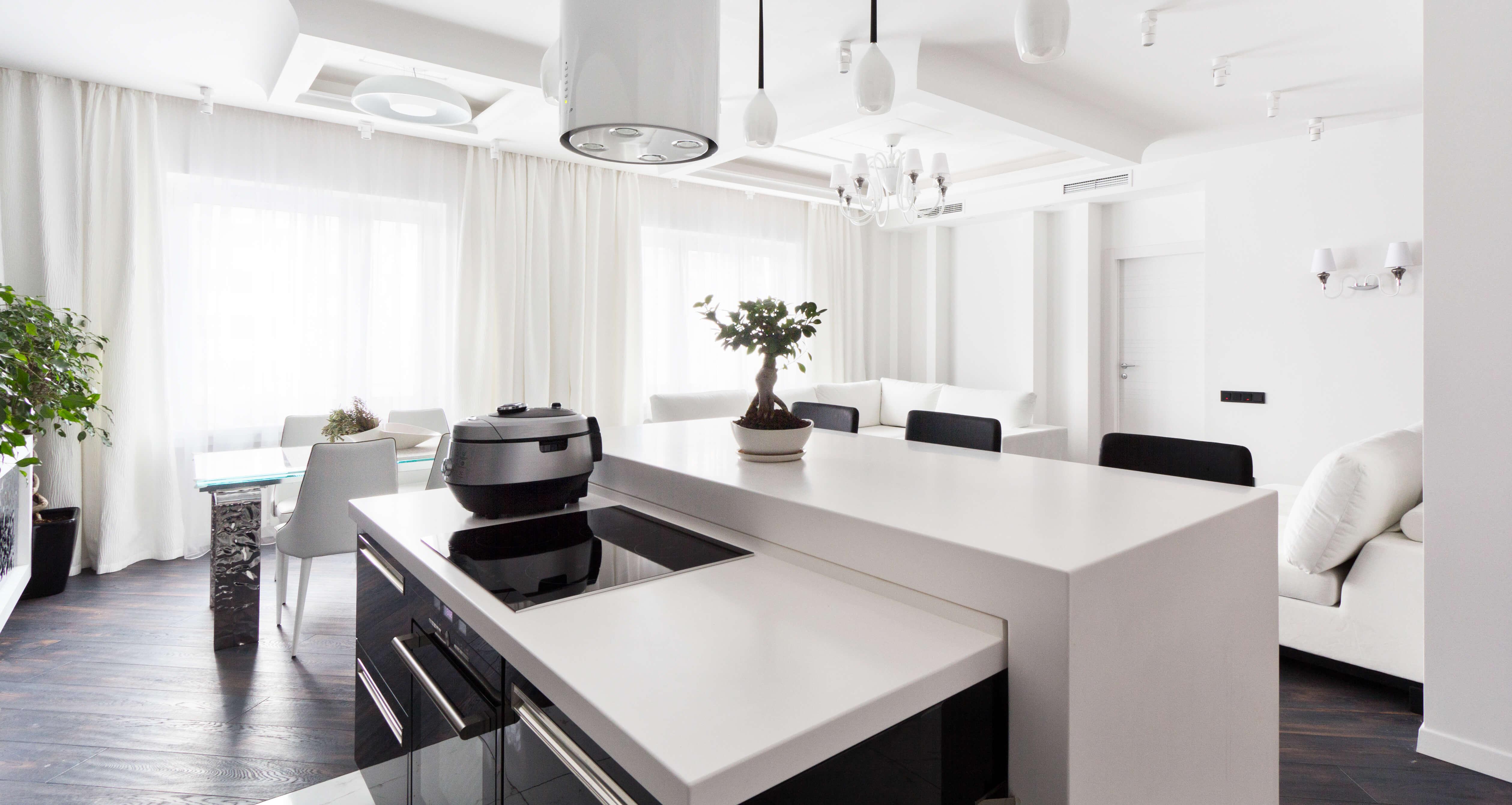 Студия в квартире в ЖК «Миракс Парк» - Разработка дизайна интерьера на заказ