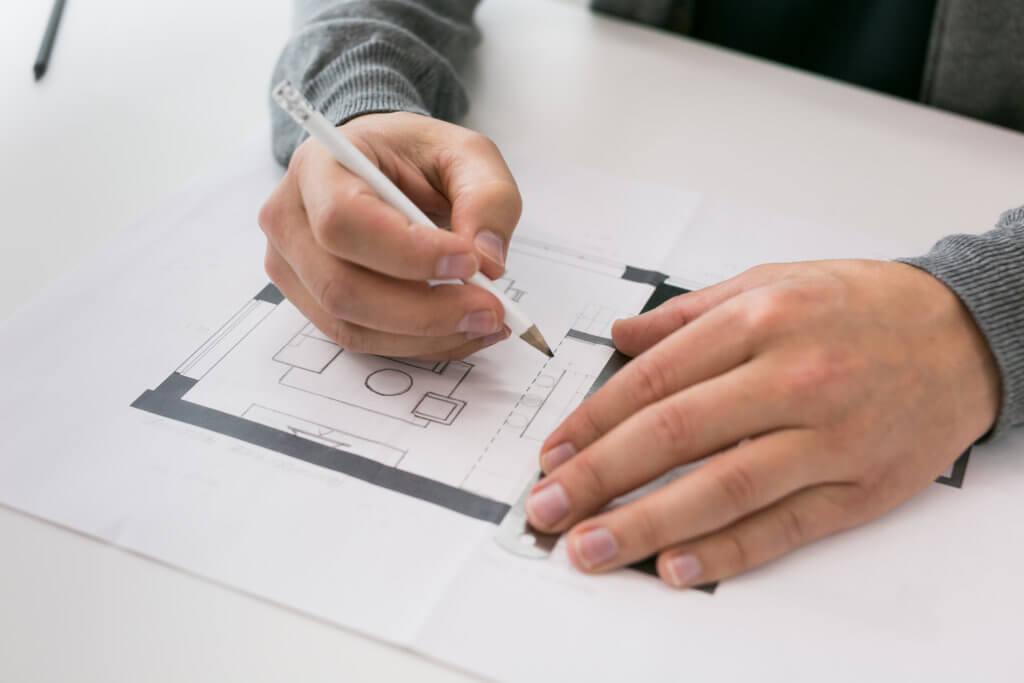 Современные европейские интерьеры - разработка планировочного решения