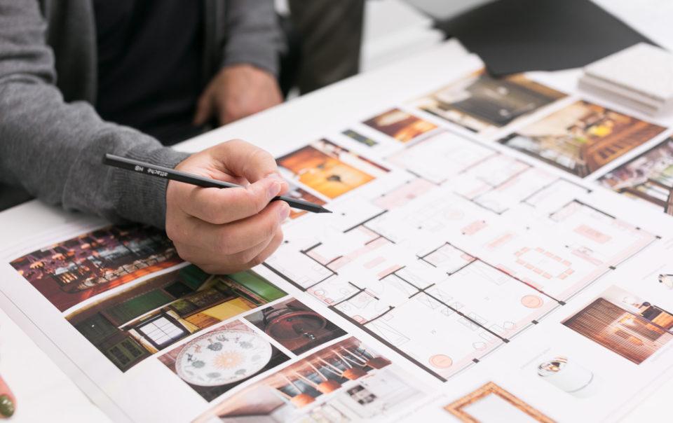 Дизайн интерьера премиум класса