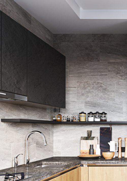 Дизайн интерьера кухни авторский